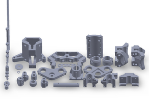 My MPCNC virtual build parts kit