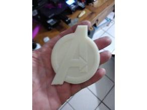 Avengers Logo Medallion / Coin