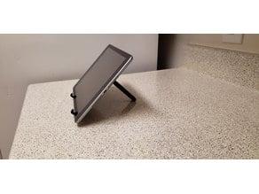 Minimalistic Tablet Stand, Adjustable