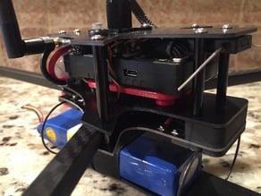 Tricopter V3 Platform for a PixHawk