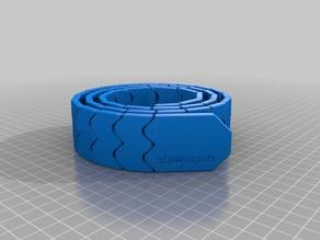 My Customized Belt Version 2.2
