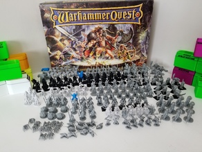 Warhammer Quest - Level 1 Monsters