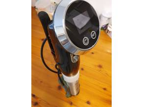 Sous vide circulator support