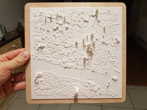 3D Map of the City of London