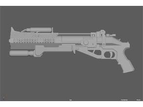 Grenade Launcher [Halo 5]
