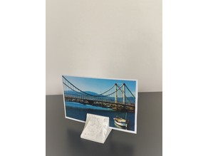 Bridge Photo Holder