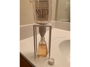 Soap Funnel with Stand