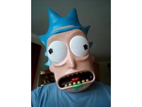 Rick Sanchez Mask Eye