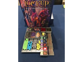 Lockup: A Roll Player Tale organizer