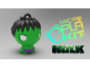 The HULK (MicroPlaKit Series) [UPDATED!]