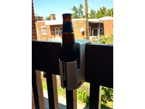 Beer can & bottle holder