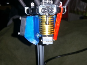 e3d Clone Cooling Fan and part blower