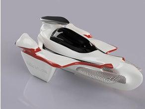 Speeeeeeeed Boat