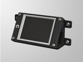 MKS TFT32 Touchscreen Mount