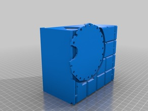 Mechanical Dice Roller