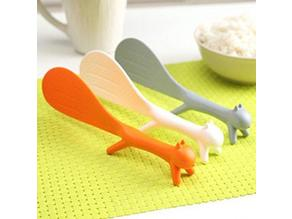 (ICE AGE) Squirrel Serving Spoon