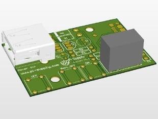 Pi Supply Raspberry Pi Switch v1.1