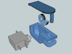 RC-Maulkupplung (V1)