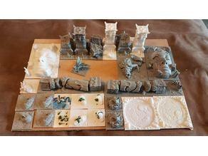 Kingdom Death Terrain Pack