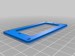 Mini-Humbucker to Humbucker adaptor ring