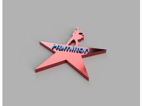 Hamilton Backpack Charm