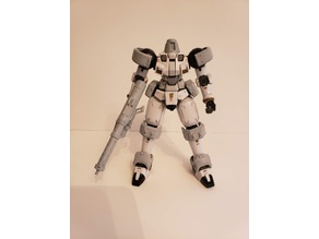 Gundam MG 1/100 Leo conversion Kit