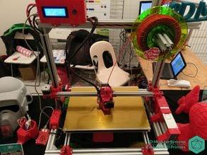 Scalar XL Premium 3D printer (40x30x30cm)