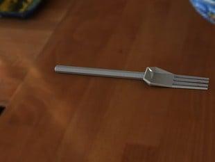 Geometric Fork