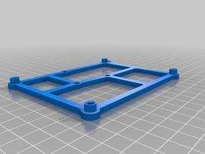 Ender 5 SKR V1.3 Adapter Plate With Hex Nut