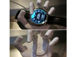 Fossil Q smartwatch stand
