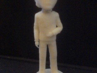 Bobble-head Body for Custom Bobble-heads!