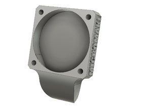 Micromake C1 Flat Fan Duct V5