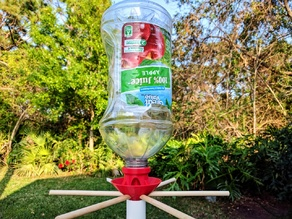 Bird Feeder Bottle For Whole Sun Flower Seeds