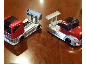Kyosho mini-z euro truck crazy wings