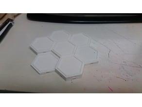 stackable hexagons