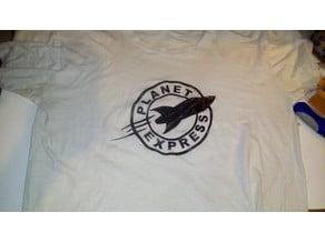 Planet express futurama t-shirt