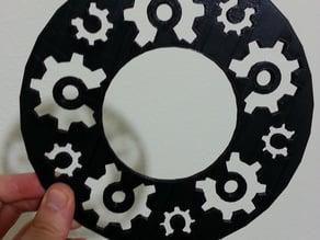OSHW customizable chainguard