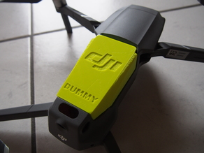 DJI Mavic 2 battery dummy