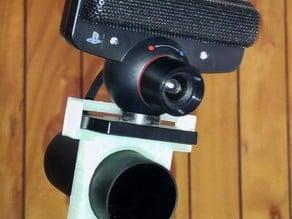 PS Eye/Oculus Rift Camera Bracket