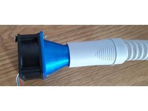 Dryer for breathing tube