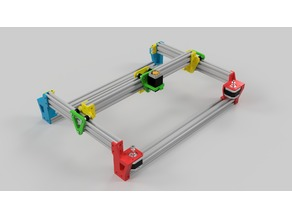 Core XY Laser - 2040 Frame