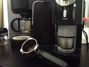 Coffe grinder adapter (Melitta Molino)