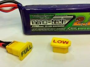 LiPo Charge Indicators