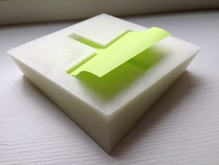 Post-it plus dispenser