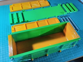 Soap Mold (240x84x70mm)