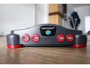 N64 Retro Pi
