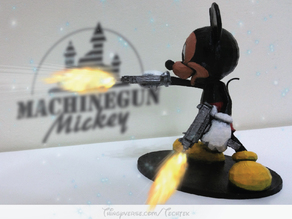 Machinegun Mickey