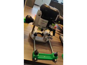 Festool OF 1010 Router Circle Jig