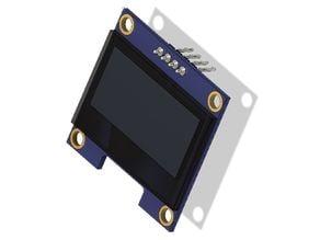 1.3in OLED I2C Display