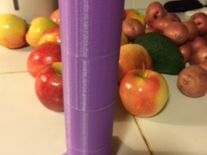 Stackable Cylinder Container